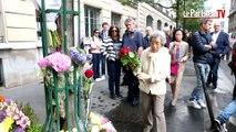 Hommage à Ronan, décédé dans l'attaque au couteau à Paris