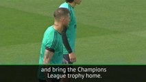 Ramos keen to prove Real Madrid are 'Kings of Europe'