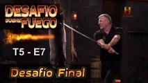 """DESAFIÓ SOBRE FUEGO #64 - ESTRENO - """"Desafió Final - Chinese Dao Sword"""""""