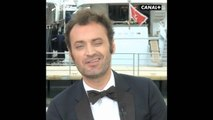 Augustin Trapenard - Ses souvenirs de Cannes