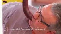 C'est mon choix : un invité tente de battre un record du monde insensé (Vidéo)