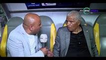 المقصورة - غضب وحزن ميمي عبد الرازق مدرب سمو�