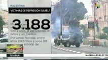 Palestina: ascienden a 62 los muertos en Gaza por la represión israelí