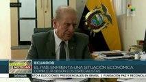 Ecuador: Lenín Moreno designa nuevo ministro de Economía y Finanzas