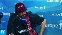 Finale de la Ligue Europa : la provocation de Julien Cazarre !