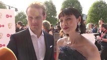 Outlander - Sam Heughan & Caitriona Balfe Interview BAFTA 2018 [Sub Ita]