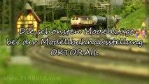 Die schönsten Modellzüge bei der Modellbahnausstellung Oktorail in Spur H0 - Ein Film von Pennula über digitale Modelleisenbahnen sowie Modellbahnen und Modellbau der Eisenbahn
