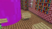 Monster School: ALIENS VS MONSTERS | Alien Invasion - Minecraft Animation