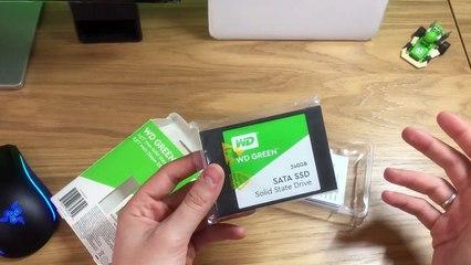 Disco Duro SSD WD Green 240Gb   TubeByAlx + SORTEO!