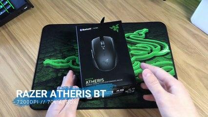 Razer Atheris - Ratón Bluetooth (BT) // Unboxing + Review en Español