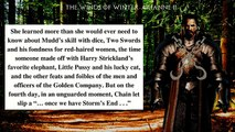 Game of Thrones/ASOIAF Theories | Winter is Coming | The Winds of Winter Arianne II | Part 2