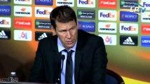 Rudi Garcia s'explique pour Payet