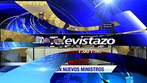 Cambios en #Carondelet a un año del inicio del mandato de #LenínMoreno. Sintonice #Ecuavisa e infórmese de este y otros temas en #Televistazo 7 PM.