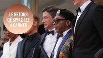 Spike Lee fait un discours anti-Trump à Cannes
