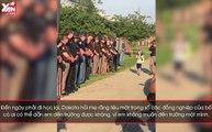 Bố bị bắn chết khi làm nhiệm vụ, điều cảnh sát làm cho cậu bé khiến ai nấy đều xúc động