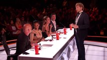 The Clairvoyants pulled off a trick with Simon Cowell's credit card. What?!