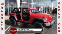 Jeep Wrangler Sport Hot Springs AR | Jeep Wrangler Dealer Hot Springs AR
