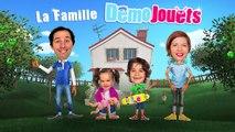 JEU YETI DANS MES SPAGHETTIS - Avec de vraies SPAGHETTIS ! - La Famille Demo Jouets