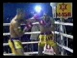 Farid Villaume vs Monkon - Boxe Thaï
