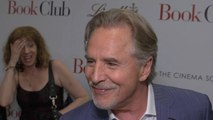 New York Tastemaker of 'Book Club' Premiere: Don Johnson