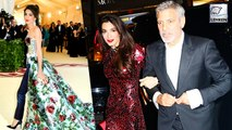 Amal Clooney Angers Fashion Designer Tom Ford's Team As Ditches Met Gala Dress