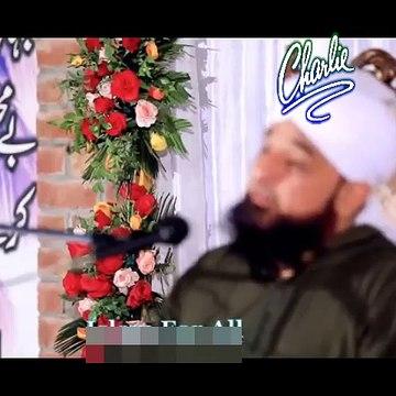 ┇Rula Dene Wala Bayan┇Muhammad Raza Saqib Mustafai 2018 - Latest Bayan - HD