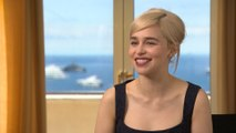 Exclusive Interview: Emilia Clarke takes time off from 'Game of Thrones' for Cannes Film Festival