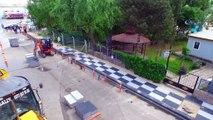 Ankara Toptancı Hali temizlendi