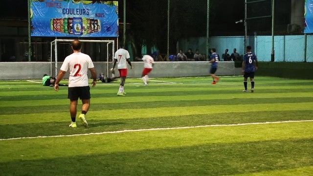 RED TIGER vs H-TEAM 1/2 finale IVORIO CUP