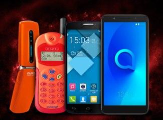 ALCATEL, siempre pioneros en tendencias de telefonía móvil