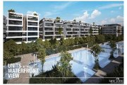 Apartment 130m with garden 77 m for Sale in Lake View Residence