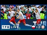 POLAND 1-0 NORTHERN IRELAND | UEFA EURO 2016 Group D | TFR LIVE!