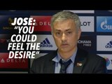 Mourinho: 'Did you see the game?' | Chelsea 1-3 Liverpool - Jose Mourinho Post Match Presser
