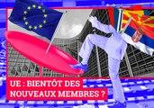 Les BALKANS vont-ils rentrer dans l'UE ? - Monkey