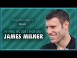 10 Things You Didn't Know About...James Milner
