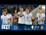 GERMANY 1-1 ITALY (6-5 AFTER PENS) | EURO 2016 QUARTER-FINALS | TFR LIVE!