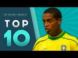 TOP 10 BEST International Debuts | Ibrahimovic, Zidane, Ronaldinho!