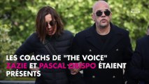 Funérailles de Maurane : Pascal Obispo, Lara Fabian, Zazie, les stars réunies pour un dernier adieu