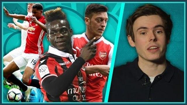 Top 10 Football F*ck Ups | Feat. Balotelli, Premier League Diving Club, Arsenal!