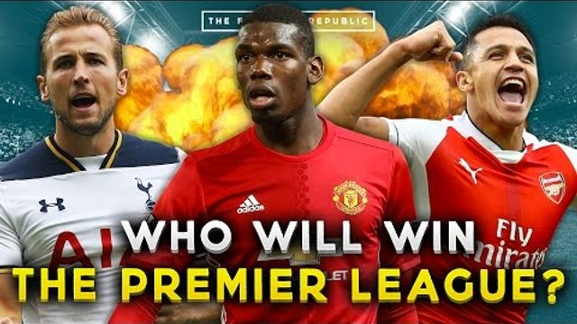Who Will Win The Premier League? | THE BIG DEBATE PART 2 | Arsenal, Spurs, Man United