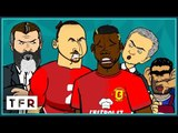 ZLATAN SAVED POGBA'S CAREER!! | THE ROY KEANE SHOW WITH 442OONS | FT. COSTA, SUAREZ, GUARDIOLA!!!