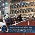 Hari Pertama Tarawih, Jokowi Salat di Masjid Istiqlal#TribunVideo #Tribunnews #Jokowi #tarawih #ramadan #masjidistiqlal