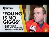 'Young Is No Giggs' | Manchester United 1-0 Shakhtar Donetsk | UCL FanCam