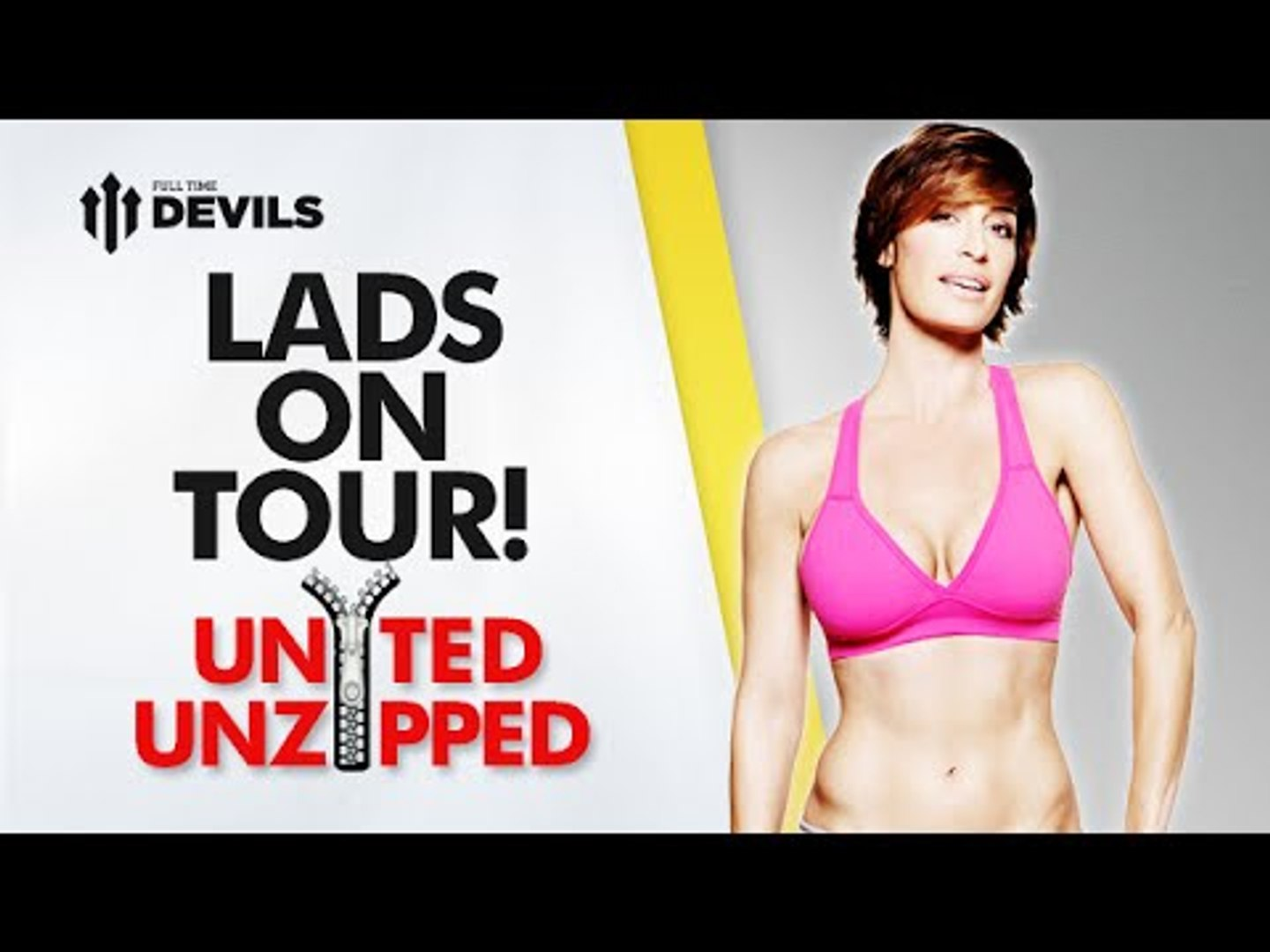 Lads On Tour! | United Unzipped | Manchester United News