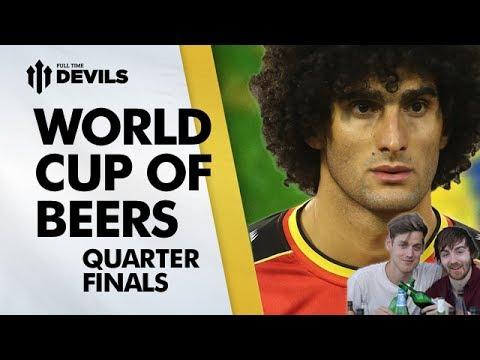 World Cup of Beers: Quarter-Finals! | WORLD CUP BRAZIL 2014 | FullTimeDEVILS
