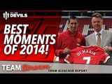 Best Moments Of 2014  | FullTimeDEVILS with Bleacher Report | Fans React