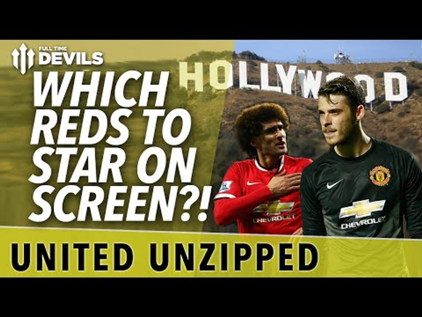 Which Reds to Star on Screen?! | United Unzipped | Manchester United