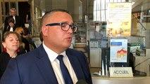 Maître François-Hugues Cirier, bâtonnier de l'ordre des avocats de La Roche-sur-Yon