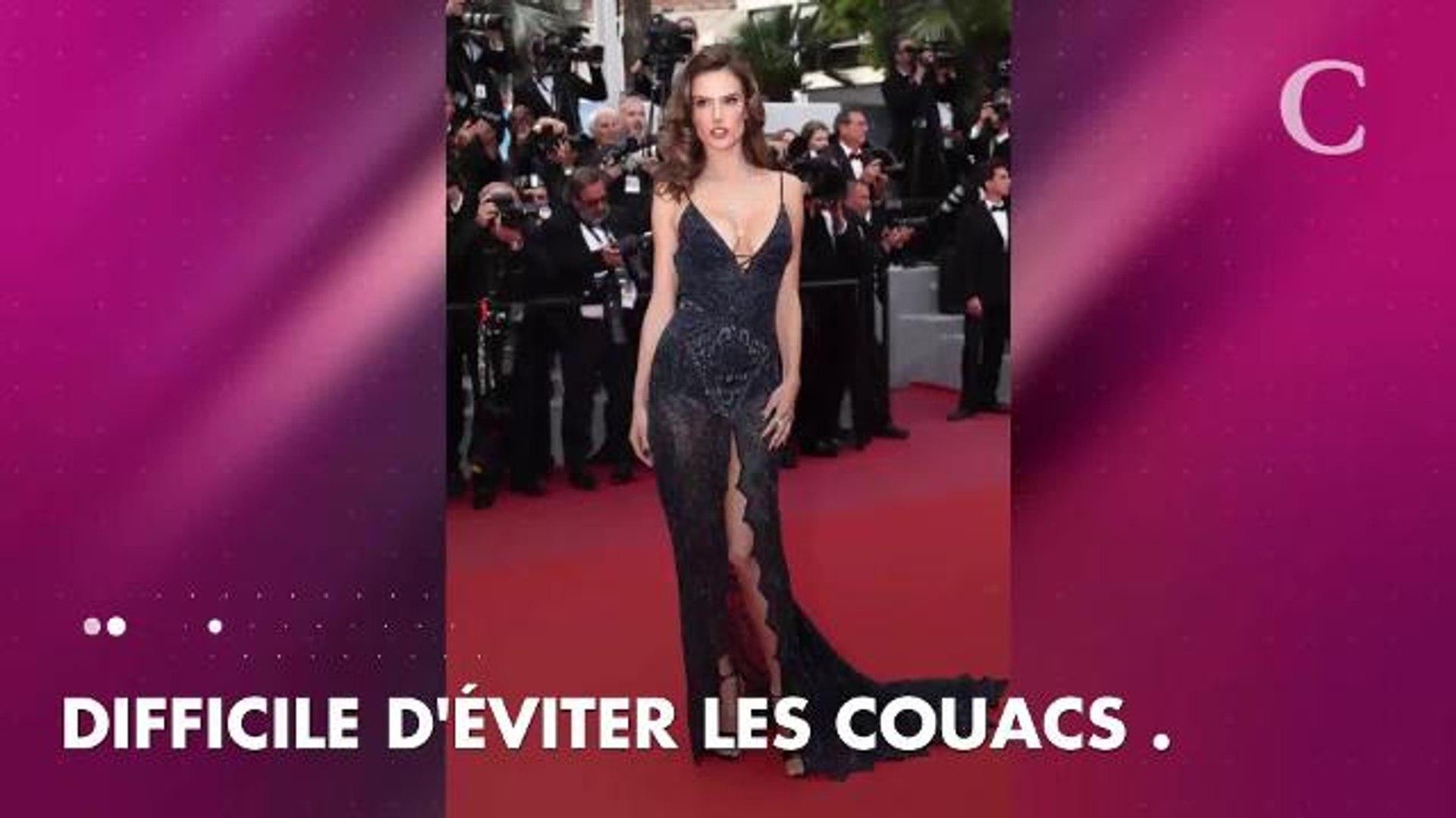 PHOTOS. Cannes 2018 : ce que les stars portent en dessous de leurs robes transparentes