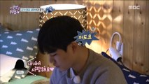 [It's Dangerous Outside]이불 밖은 위험해ep.06-It's Dangerous Outside is a member of the national team Kim Min-seok!20180517